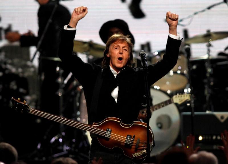 Paul McCartney settles with Sony/ATV over Beatles music