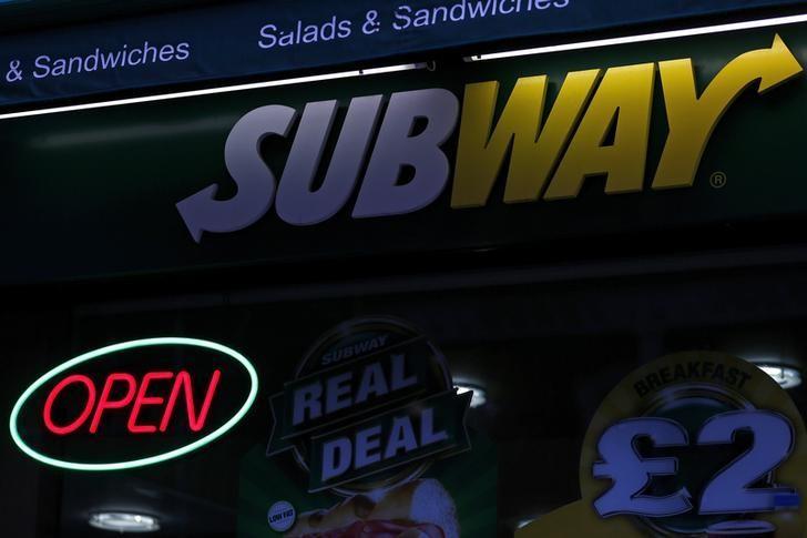 subway competitors uk