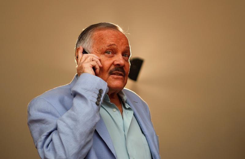 Provocative Mexican artist Jose Luis Cuevas dies aged 83