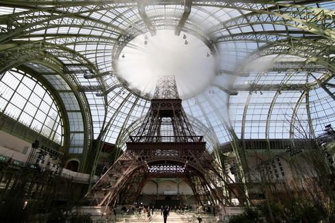 Chanel's Parisian dreams