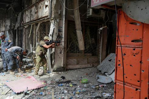 Last stand in Mosul