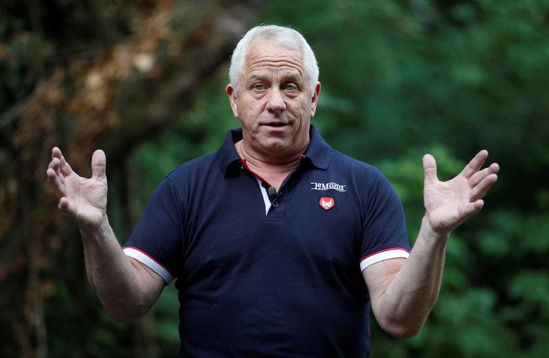 Cycling - Riders have lost their ability to race, says LeMond