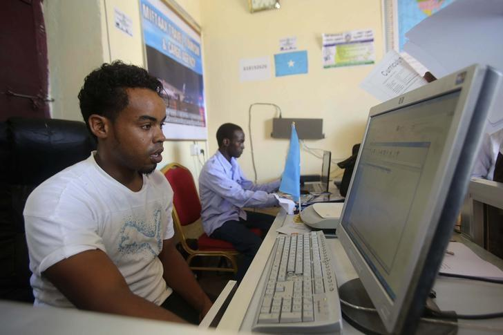 Image result for Internet outage in violence-plagued Somalia is extra headache for businesses