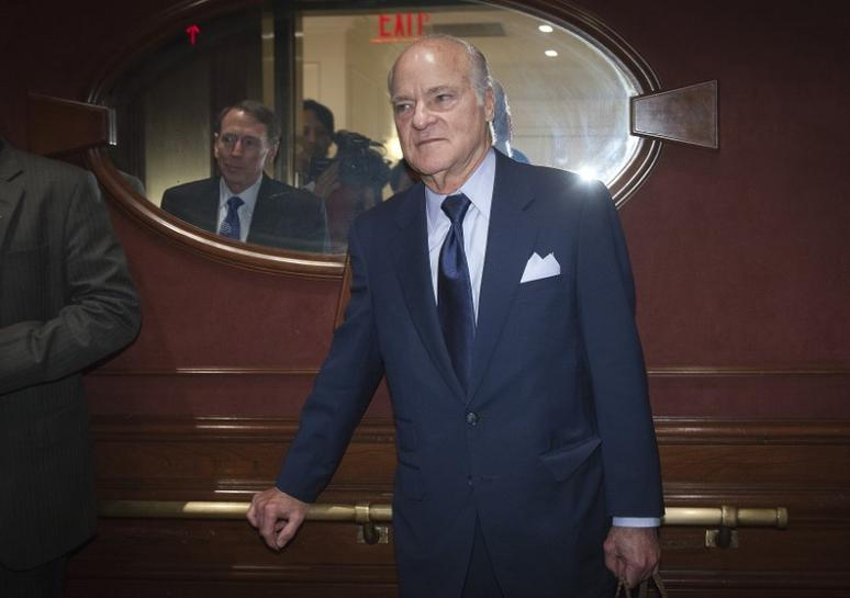 KKR names Bae, Nuttall as co-presidents in step toward succession