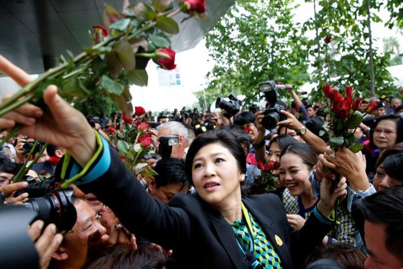 Trial of Thailand's Yingluck fails to break Shinawatra machine