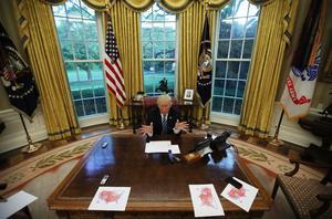 President Trump's first six months