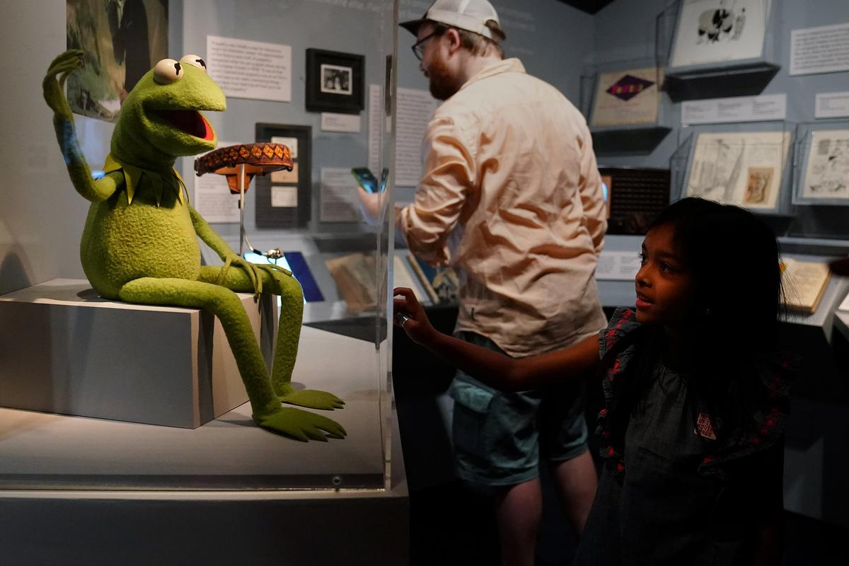 Exhibit In New York Celebrates Life Of Muppets Creator Jim
