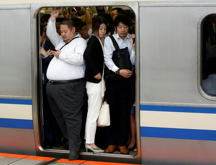 Japan launches telework campaign to ease congestion, reform work culture | Reuters