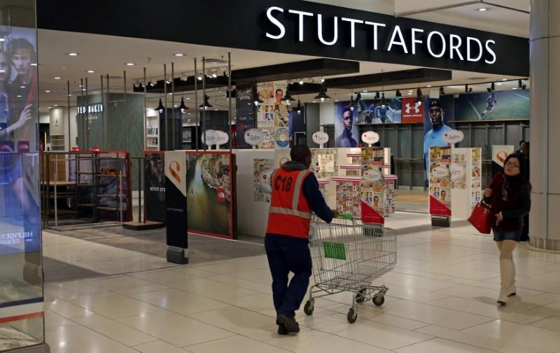 harrods shopping mall