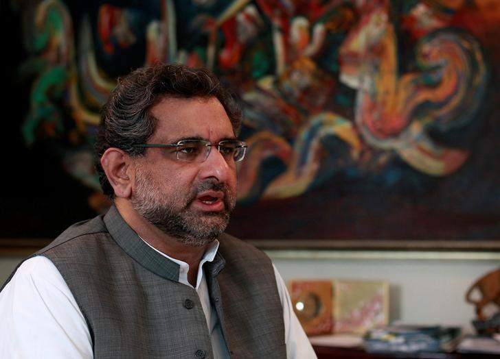 Image result for Pakistani ruling party to appoint Abbasi as Interim Prime Minister
