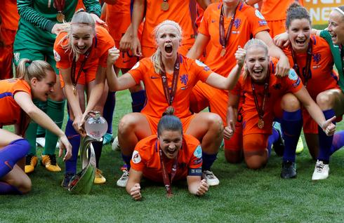 Netherlands wins Women's Euro