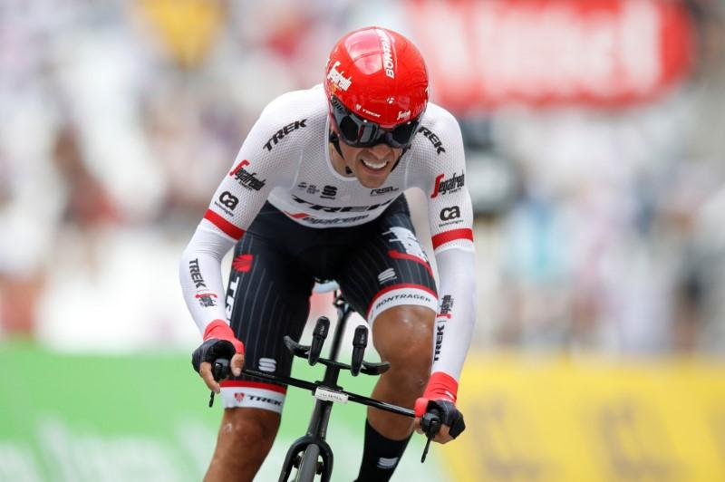 ... cycling race - The 22.5-km individual time trial Stage 20 from  Marseille to Marseille e6ed3f9ee