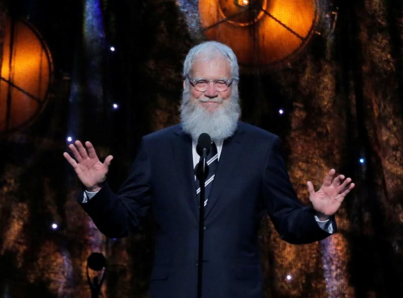 David Letterman returns to television with 2018 Netflix