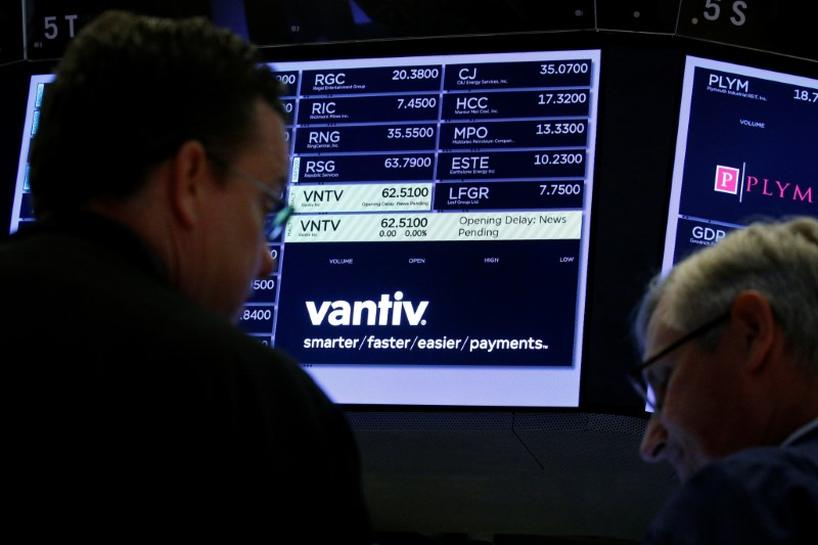 Techmeme: Vantiv finalizes $10 4B Worldpay acquisition, says