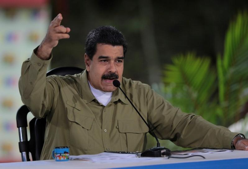 US sanctions eight more Venezuelan officials, including Chavez brother