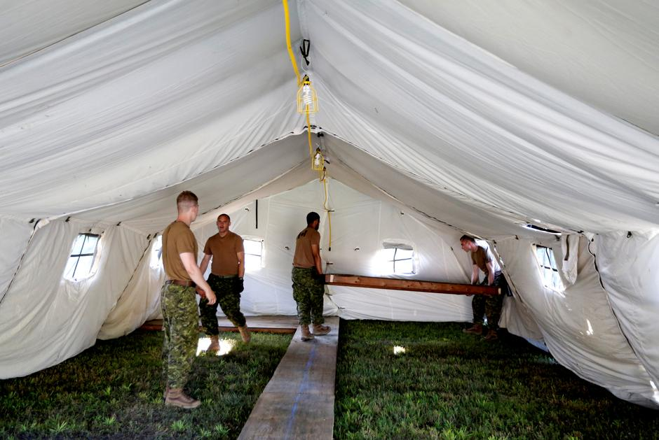 Image result for Canada sets up border camp as number of Asylum seekers swell