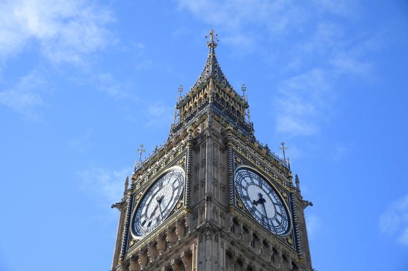 La campana del big ben de londres estar en silencio cuatro aos la campana del big ben en la famosa torre del reloj del parlamento britnico suspender sus habituales bongs a medioda el 21 de agosto permaneciendo en malvernweather Choice Image