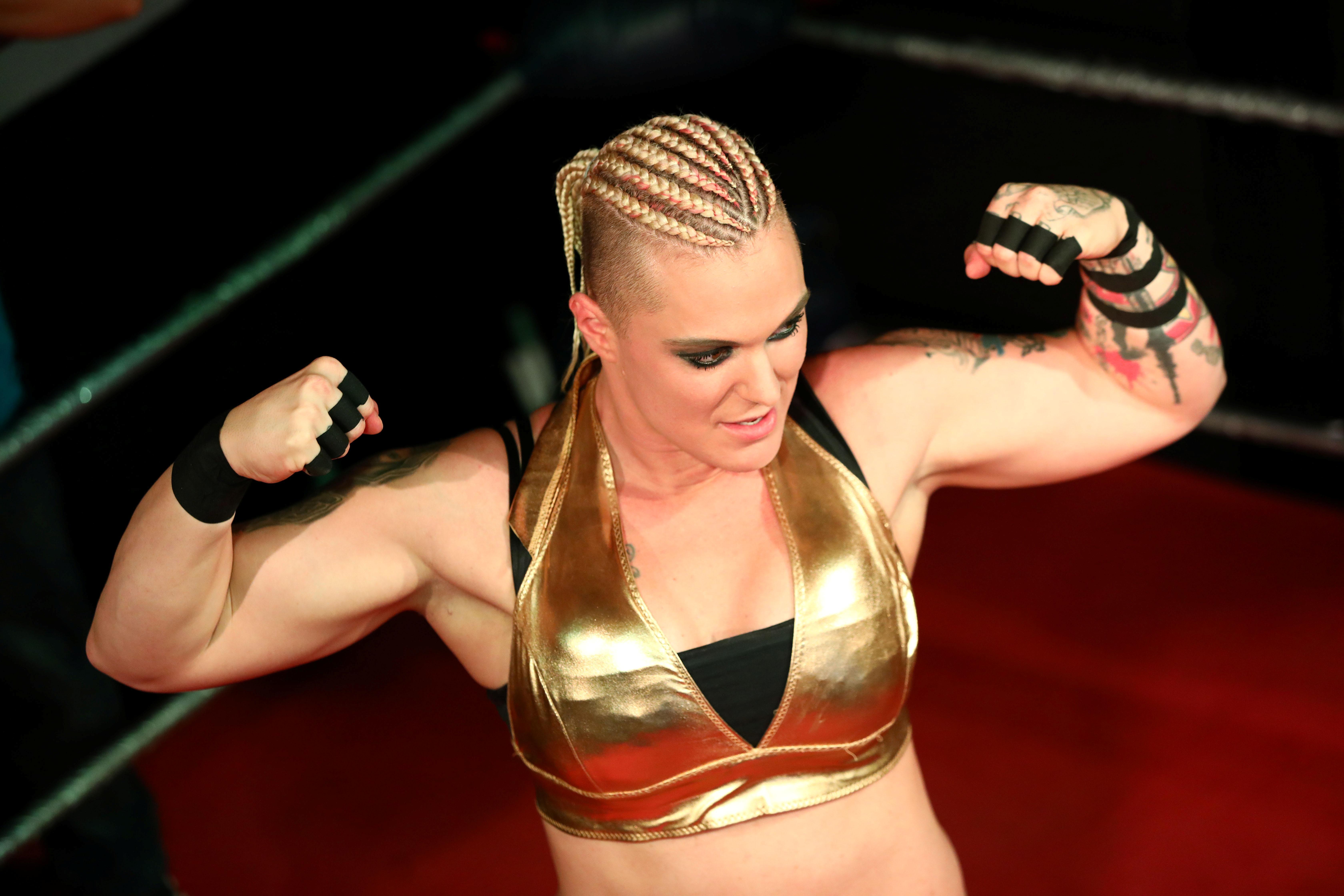 Frauen Wrestling