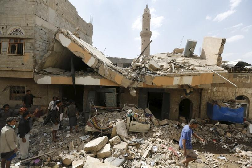 Saudi coalition to blame for half of Yemen child casualties: draft U.N. report