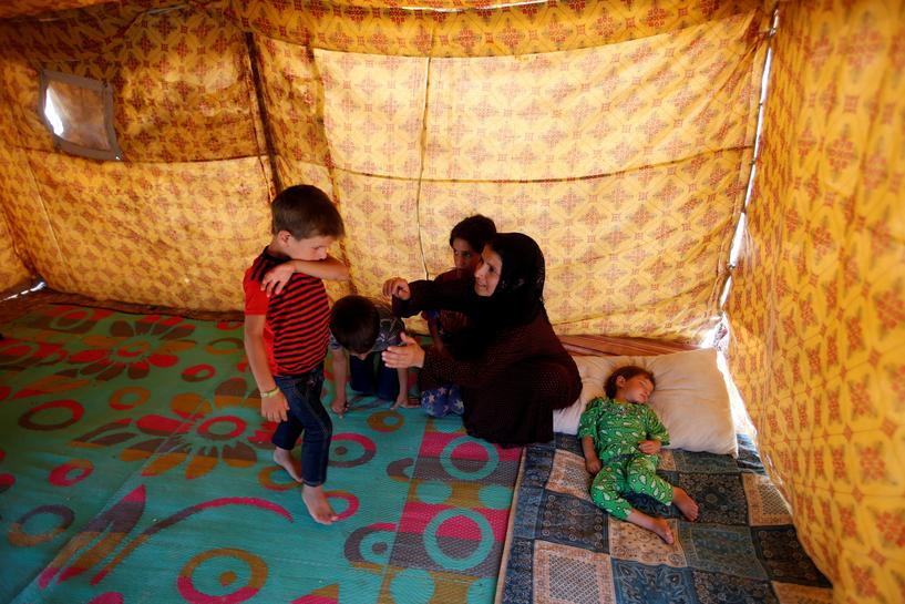 Iraqi forces prepare to retake Tal Afar from Islamic State militants