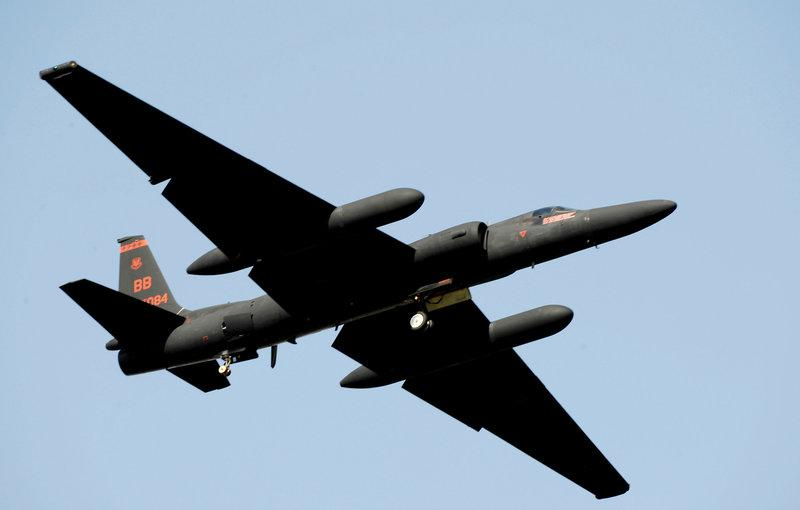 Catching' a U-2 fresh back from America's air wars - Reuters