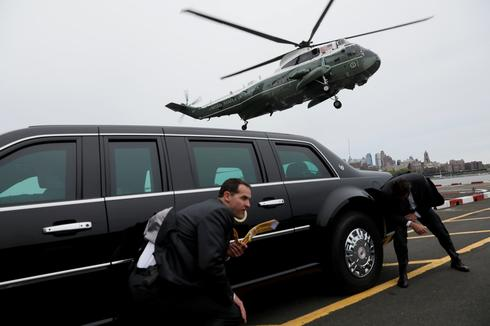 Protecting President Trump