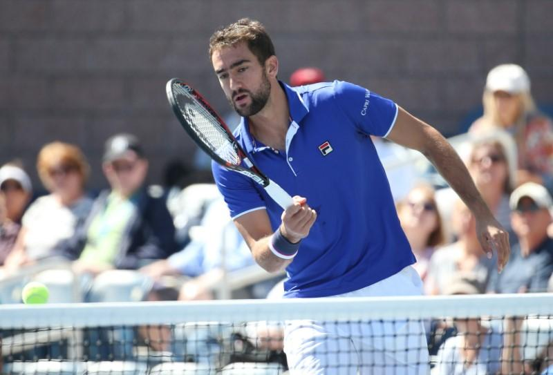 Cilic Downed By Schwartzman As Bottom Half Of U S Open Opens Up Reuters