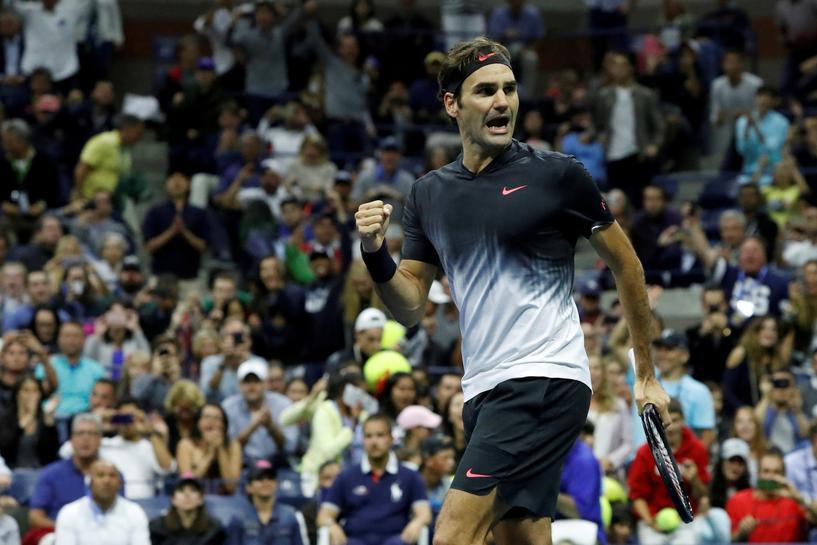 News image for Tennis-Confident Federer back under the lights in New York in Finance