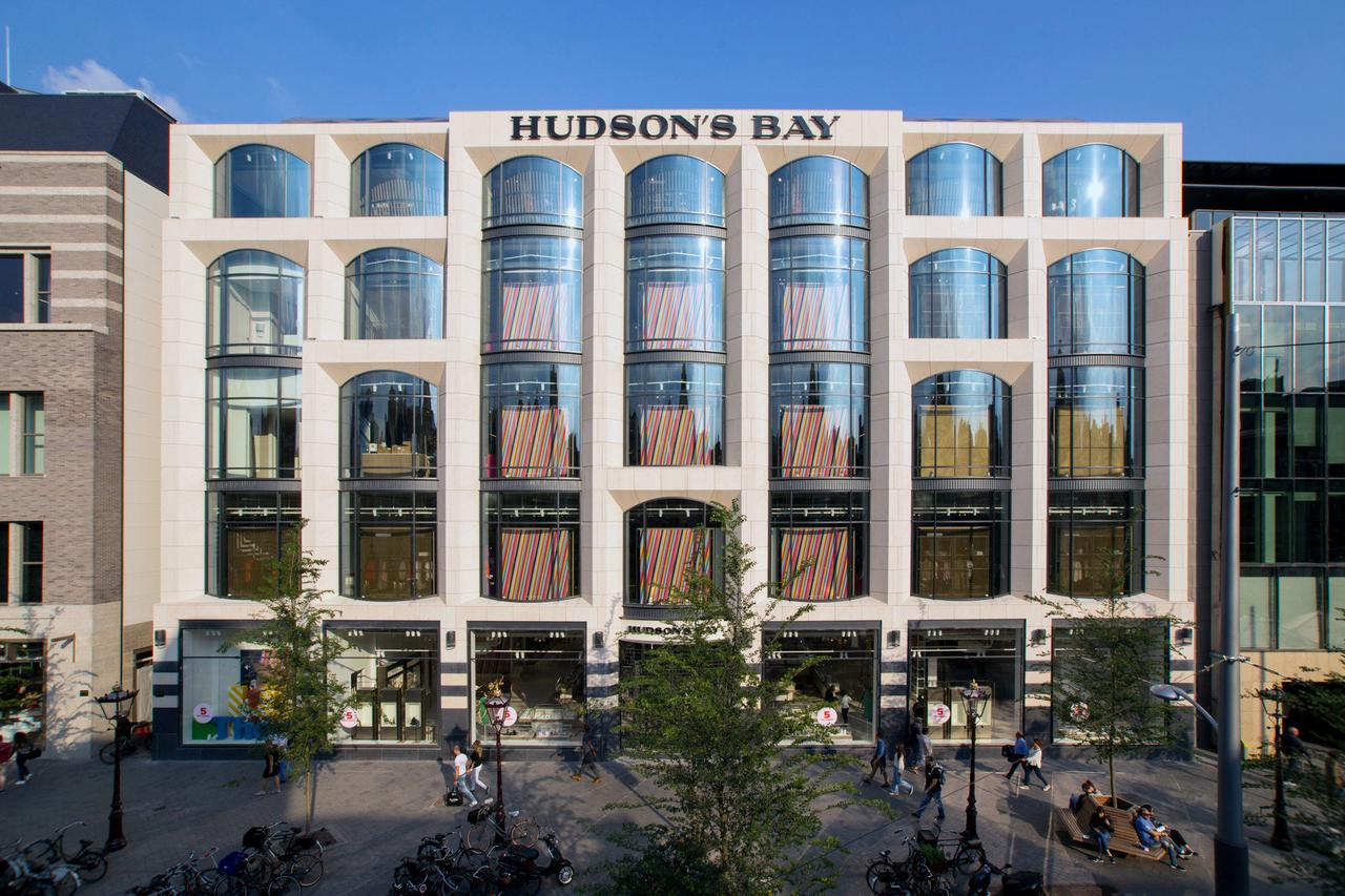 Hudson's Bay to open first Dutch store, commits to Europe