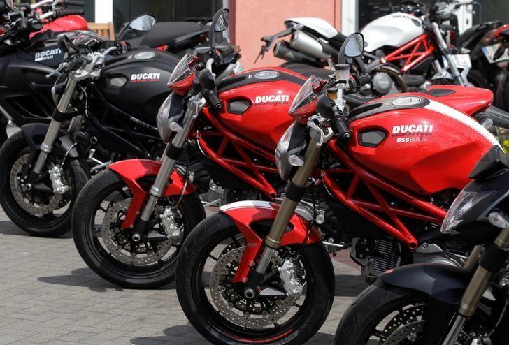 Exclusive: VW's $1 8 billion Ducati sale stalls at union roadblock