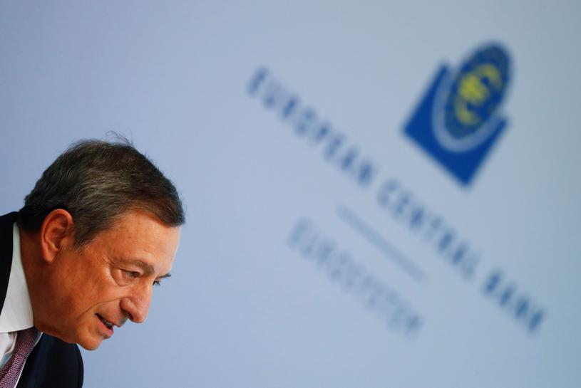ECB's Draghi Rejects Estonia's Virtual Currency Idea