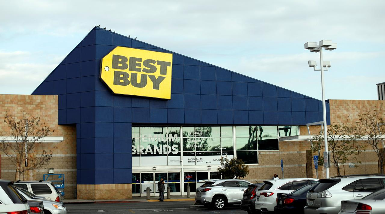 File photo a best buy store is pictured in pasadena california u s february 28 2017 reuters mario anzuoni file photo