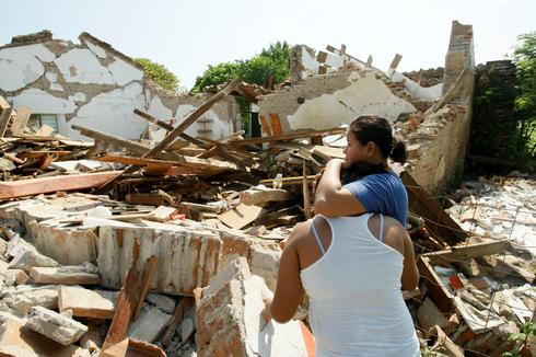Mexico's strongest quake in 85 years