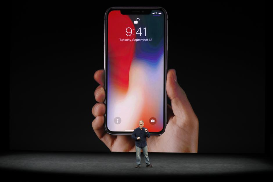 Apple launches $999 iPhone X in bid to regain innovation lead ...