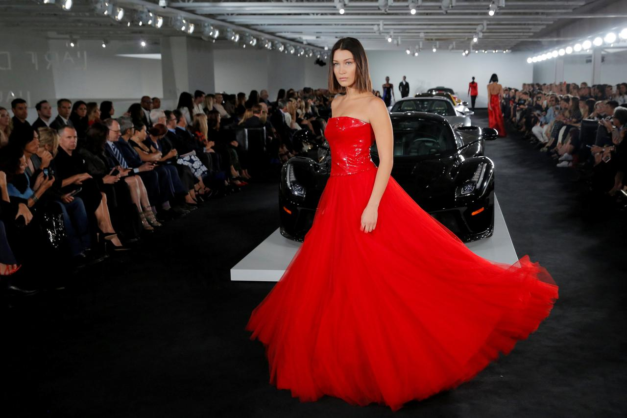 Image result for The New York Times Ralph Lauren: Spring 2018