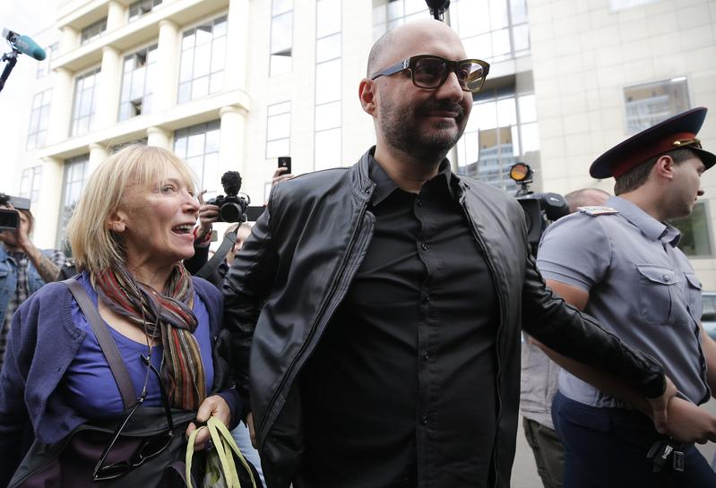 Audience, actors cry foul about arrest of Russian theatre ...