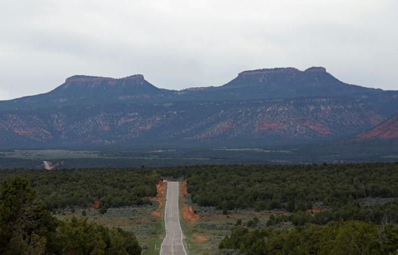 Navajo tribe says ready to sue Trump over changes to Utah monument