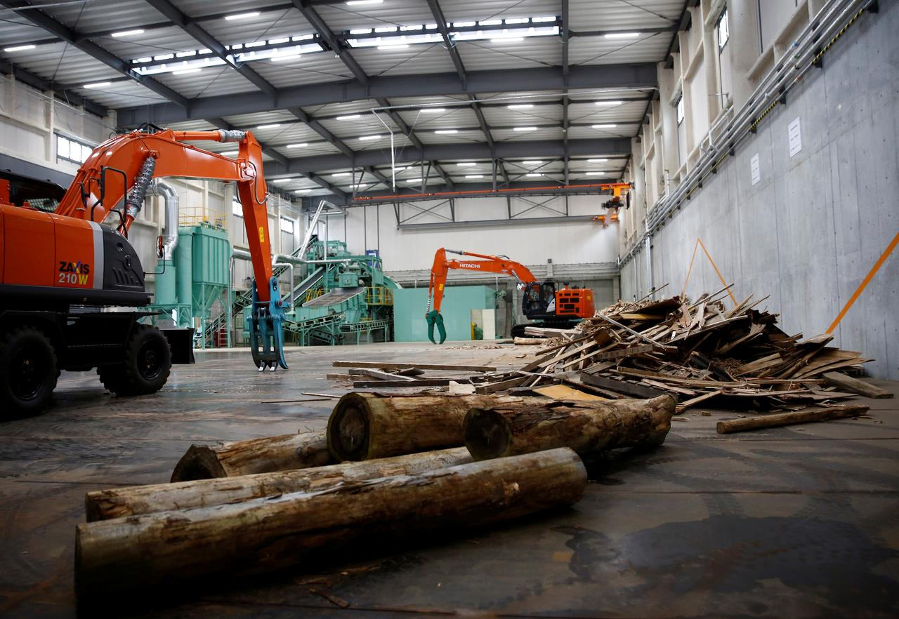 Japan fires up biomass energy, but fuel shortage looms - Reuters