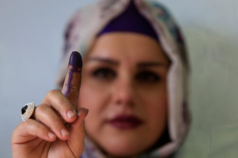 Kurds vote in independence referendum