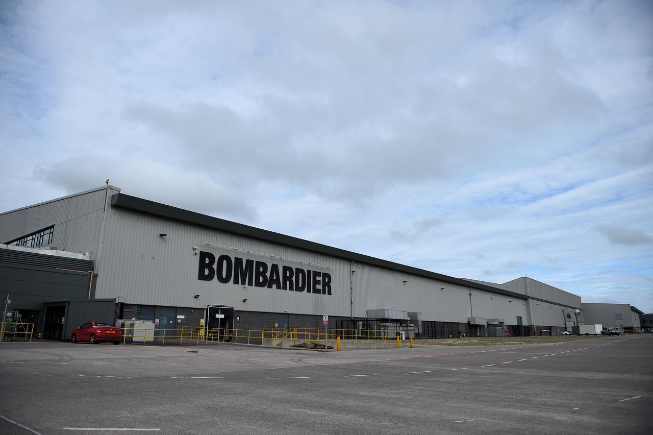Resultado de imagen para Bombardier Belfast