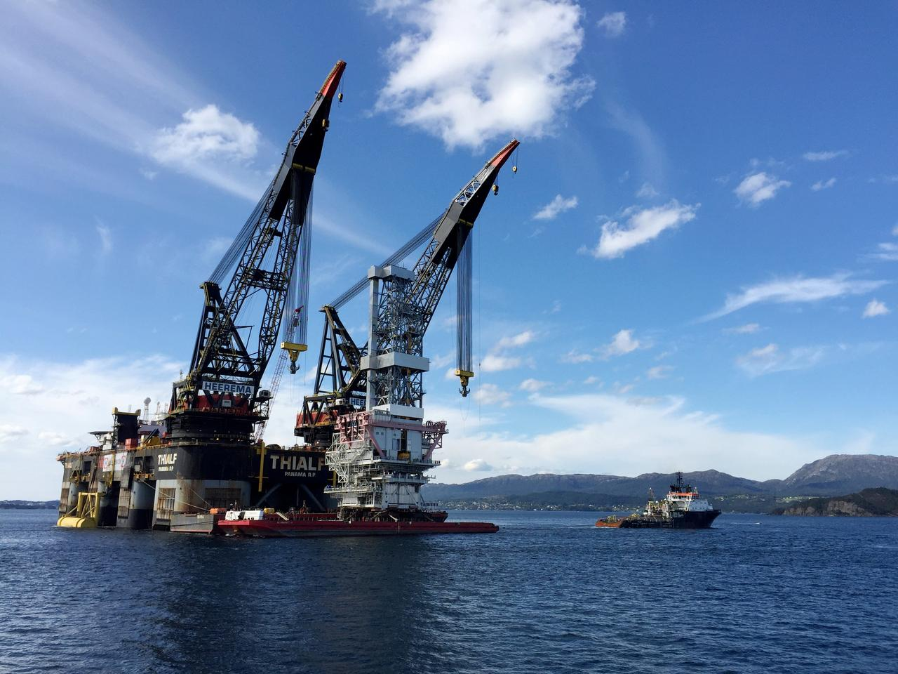 offshore rig firms see end to worst downturn in history reuters