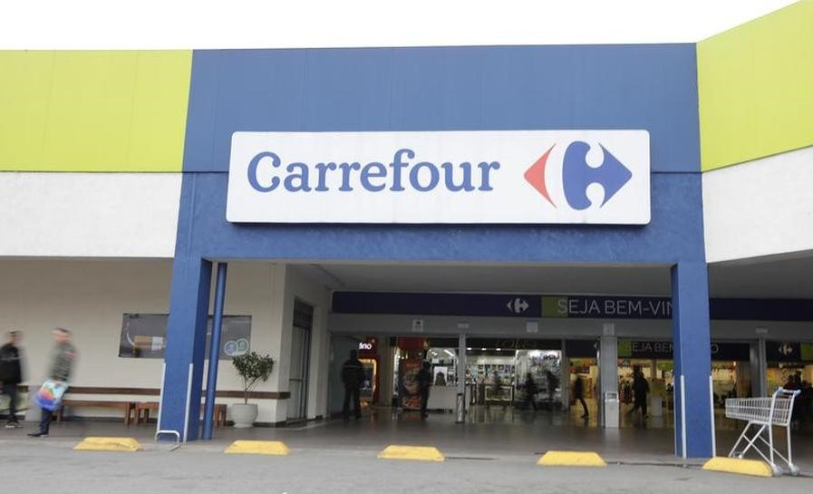 carrefour brasil opens online grocery shopping in sao paulo reuters. Black Bedroom Furniture Sets. Home Design Ideas