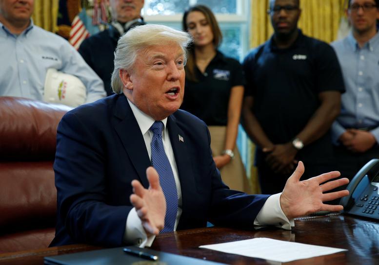 Trump denies seeking nearly tenfold increase in US nuclear arsenal
