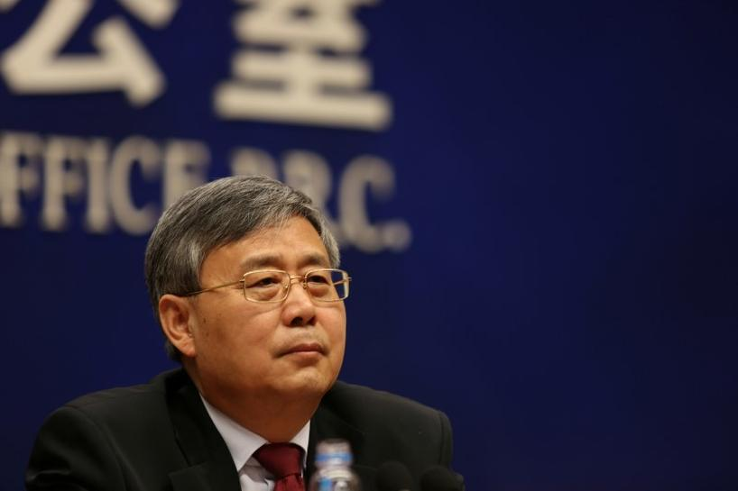 China banking regulator, Hubei chief front runners to head central bank: sources