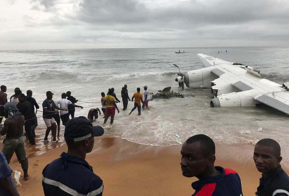 Image result for ivory coast flight accident
