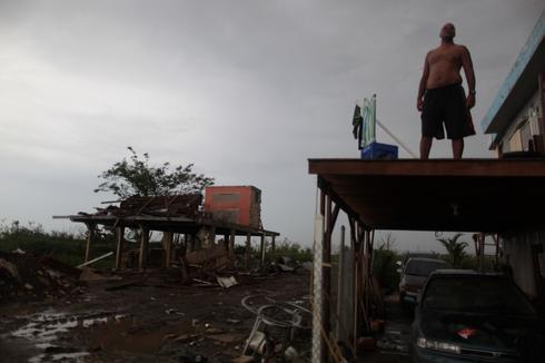 Puerto Rico after Maria