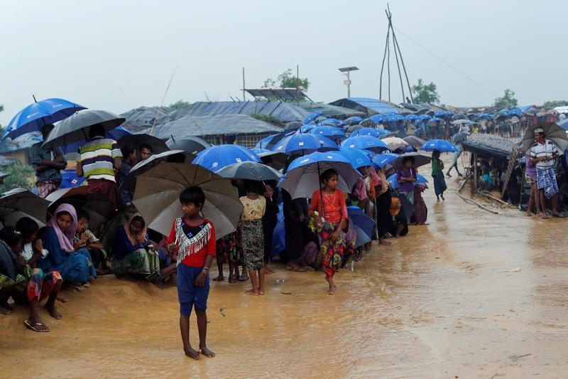 China official says of Rohingya crisis foreign interference doesn't work