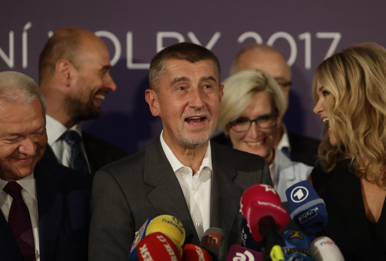 Image result for babis ELECTION