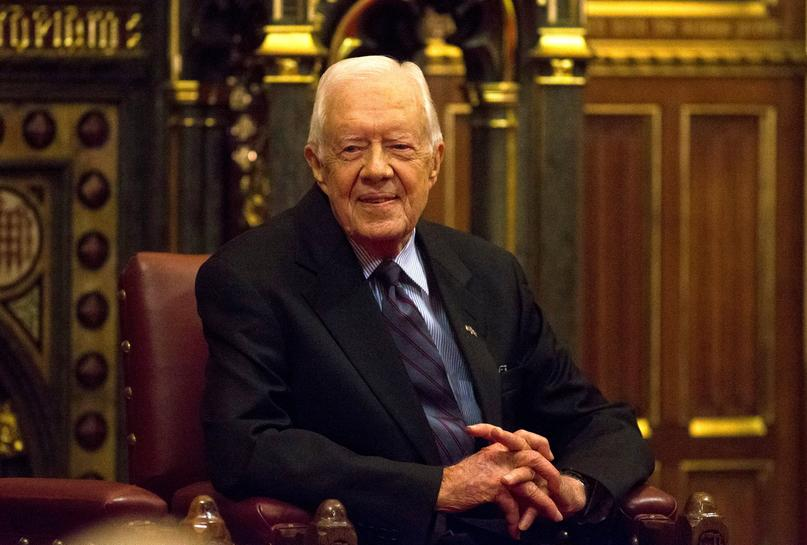Former US President Jimmy Carter says would travel to North Korea: NYT