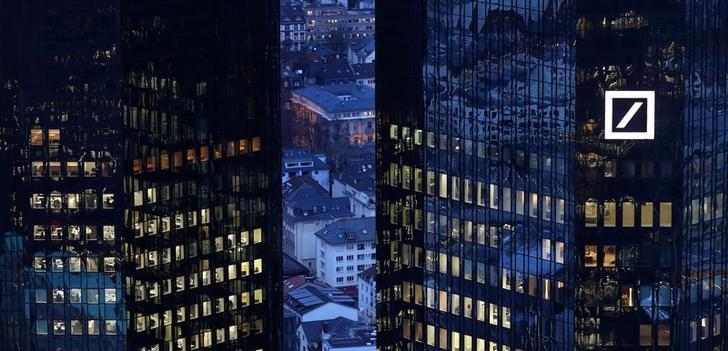 VORSCHAU-Deutsche Bank vor Quartalsbilanz - Der Druck im Kessel steigt